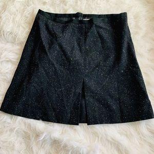 H&M Speckled Mini Skirt